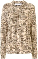 Thumbnail for your product : Proenza Schouler White Label Mixed Yarns Knitted Jumper