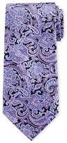 Stefano Ricci Fancy Paisley-Print Silk Tie