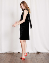 Boden Gabriella Velvet Dress