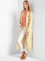 Gap TENCEL wrap-jacket