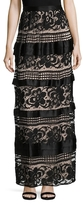 Temperley London Lace Maxi Skirt
