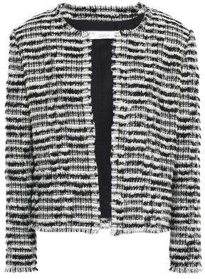 IRO Emotion Wool-blend Boucle-tweed Jacket