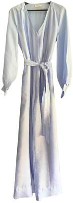 Stine Goya Blue Synthetic Jumpsuits