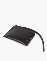 Rick Owens Black Leather Wallet