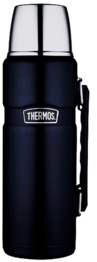 Thermos Stainless King Vacuum Insulated Flask 2L Midnight Blue