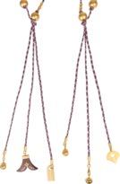 Chloé Janis Short Tie Necklace