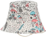 Bonnie Baby Cotton-Blend Reversible Bucket Hat