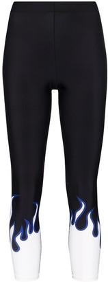 Adam Selman printed core sports leggings