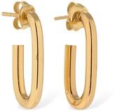 Gogo Philip Studio SLIM GOLD HARLEM EARRINGS