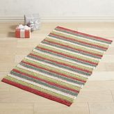 Pier 1 Imports Holiday Striped 3x5 Rug