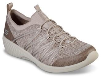 Skechers Arya Wedge Slip-On Sneaker