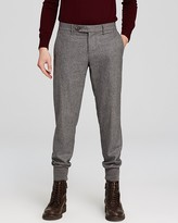 Moncler Banded Bottom Slim Fit Trousers
