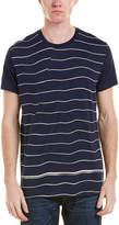 Ben Sherman Warp Breton T-Shirt