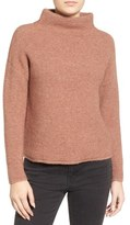 Madewell Cocoon Mock Neck Sweater