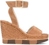 Paloma Barceló Lisette sandals - women - Leather/rubber - 37