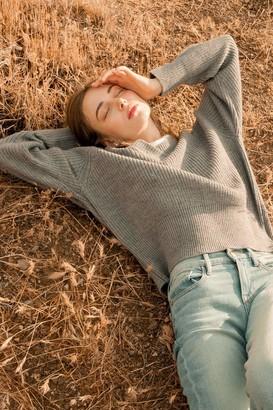 J.ING Haval Grey Fusion Sweater