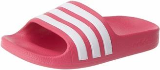 adidas Unisex Kids Aqua Adilette Sandal
