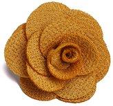 Sunrise Outlet Double Knit Crepe Lapel Flower Boutonniere