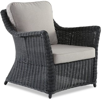 Wisteria Designs Ithaca Outdoor Lounge Chair Anthracite