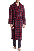 Majestic Plush Shawl Collar Robe