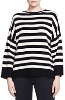 The Kooples Cashmere Striped Sweater