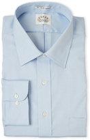 Eagle Big Regular Fit Blue Solid Dress Shirt