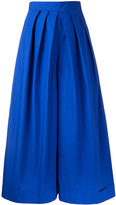 DELPOZO wide leg cropped trousers