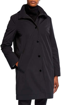 Jane Post 3-in-1 Hooded Double Coat