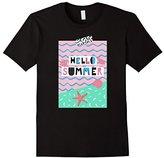 Hello Summer Sea | Beach Time | Retro Vintage 80s & 90s