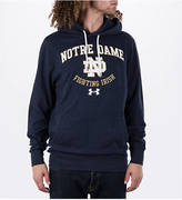 Under Armour Men's Notre Dame Fighting Irish College Tri-Blend Fleece Hoodie