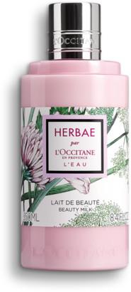 L'Occitane Herbae L'Eau Beauty Milk