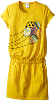 Little Marc Jacobs Jersey Dress with Balloons (Big Kids)