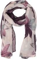 Sakkas CQSXS-3 - Nichole summer gauze featherweight patterned versitile sheer scarf wrap - OS