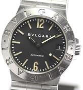 Bulgari Diagono Sport Stainless Steel Automatic 35mm Mens Watch