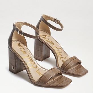 Daniella Block Heel Sandal