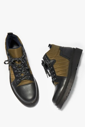 French Connection Hiking Ankle Boot