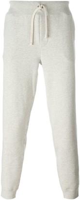 Ralph Lauren Polo Grey Cotton Cuffed Sweatpants (XX Large)