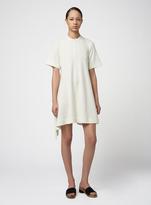 Proenza Schouler Short Sleeve Flared Dress
