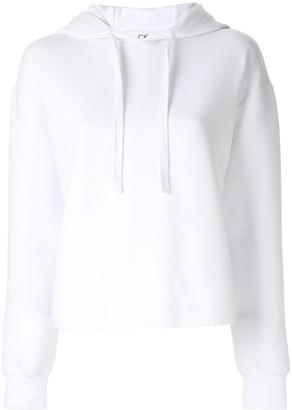 CK Calvin Klein drawstring hoodie