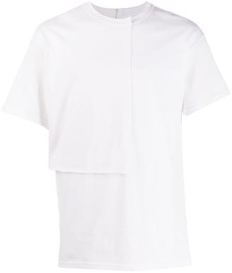 Corelate layered T-shirt