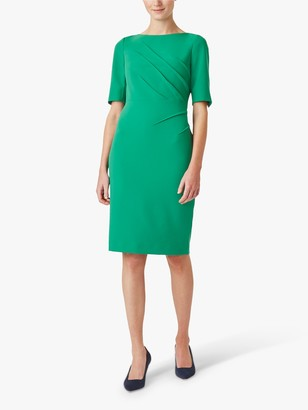 Hobbs Geraldine Dress, Green