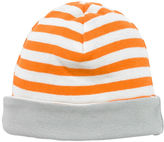 Giggle organic cotton baby skull hat - stripe
