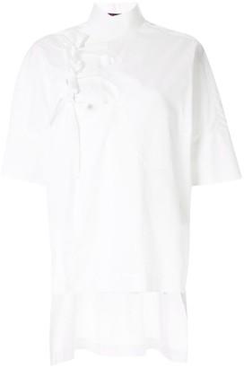 Y's Tie Front Shirt