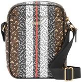 Burberry monogram stripe crossbody bag