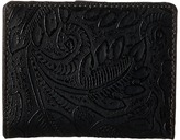 American West Amour Folded Snap Wallet