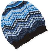 Missoni Women's Cut-Out Crochet Hat