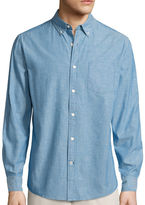 ST. JOHN'S BAY St. John's Bay Button-Front Shirt