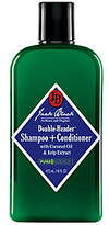 Jack Black Double-Header Shampoo + Conditioner,16 oz