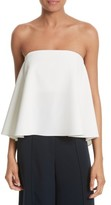 Milly Women's Italian Cady Strapless Top