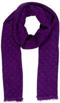 Bajra Woven Wool Scarf w/ Tags